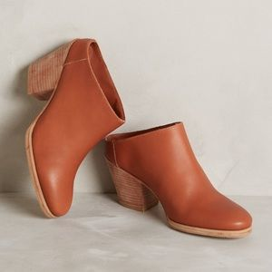 Rachel Comey Leather Mars Mules Slide In Shoes